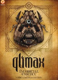Cover  - Qlimax 2013 - Immortal Essence [DVD]